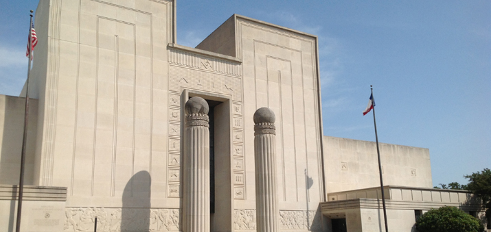 The Masonic Memorial Temple of the Grand Lodge of Texas
